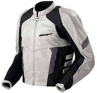 Кожана мото-куртка - Shift Streetfighter. XXL