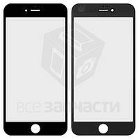Стекло корпуса для мобильного телефона Apple iPhone 6 Plus, original, черное