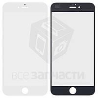 Стекло корпуса для мобильного телефона Apple iPhone 6 Plus, original, белое