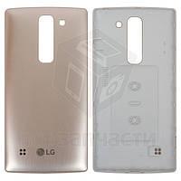 Задняя крышка батареи для мобильных телефонов LG H420, H422 Spirit Y70, золотистая