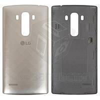 Задняя крышка батареи для мобильного телефона LG G4s Dual H734, золотистая