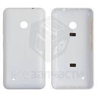 Задняя панель корпуса для мобильного телефона Nokia 530 Lumia, белая, с боковыми кнопками