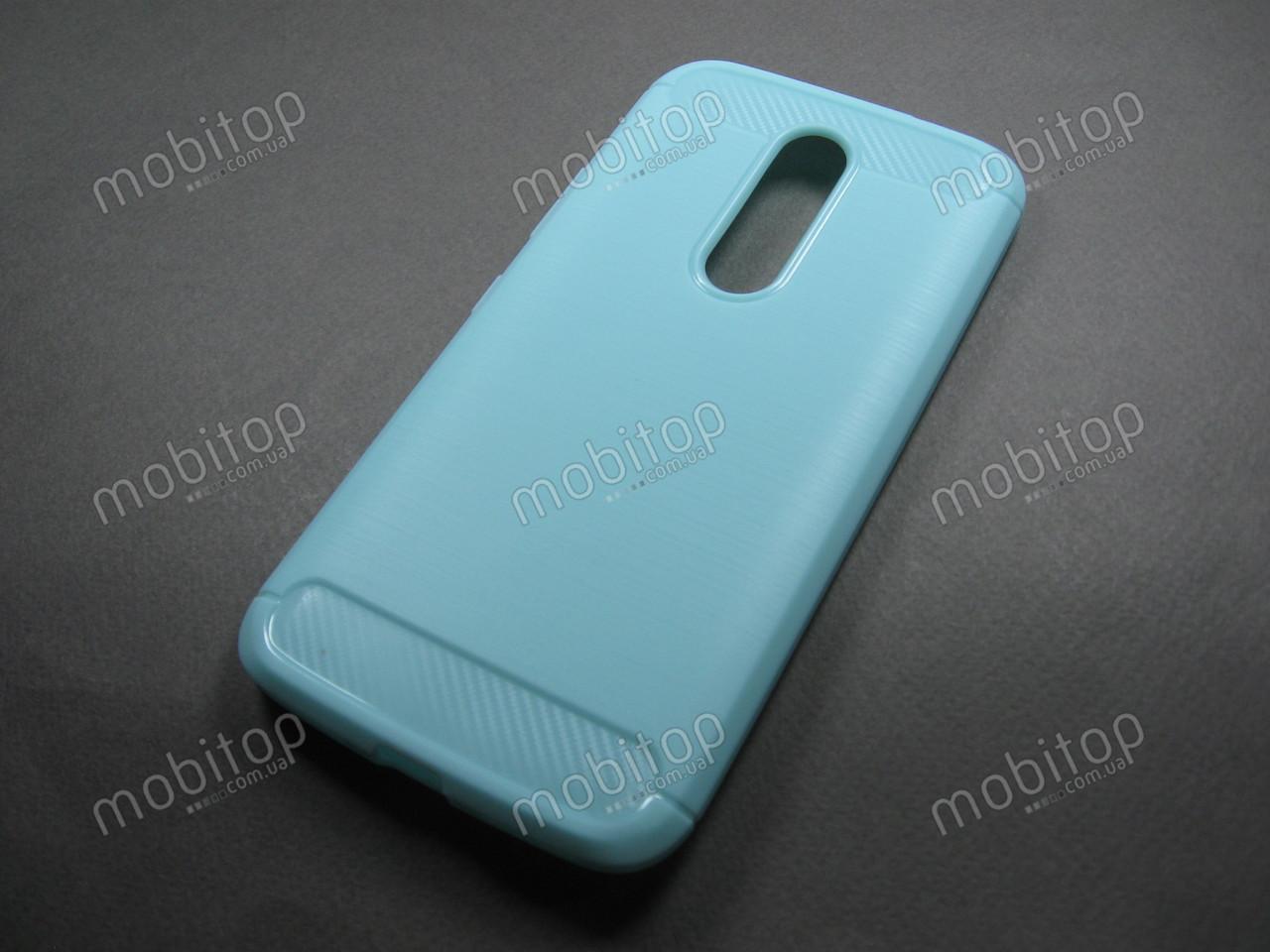 TPU чехол NewLine Motorola Moto M XT1663 (бирюзовый): продажа, цена в  Херсонской области  чехлы для