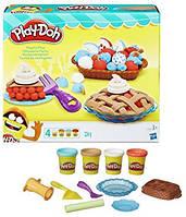 Play-Doh Playful Pies Set - Игровой набор Плей до Праздничный пирог