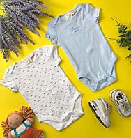 Летние боди для малышей из детской коллекции ZARA