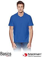Рубашки поло мужские  ST3000 [BRR]