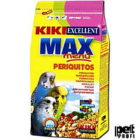 Корм для волнистых попугаев KIKI MAX MENU Испания 1 кг