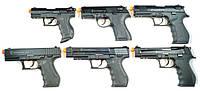 Carrera - сигнально-шумовые пистолеты 9 мм, обзор, стрельба.