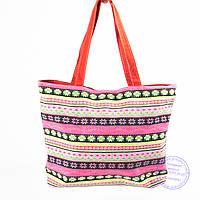Эко-сумки с орнаментом - 024