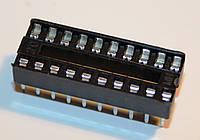 Панельки для микросхем PIN 20 шаг 2,54мм