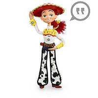 Говорящая Джесси из мультфильма История игрушек оригинальная от Дисней   Jessie Talking Figure - 15´´