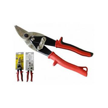 Ножницы по металлу 41001 левый рез 250мм Сталь