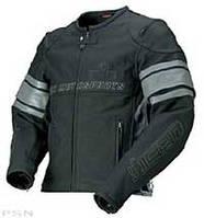 Мото куртка  ICON Jacket - Синій - середній. M