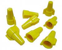 Колпачек Закручивающийся двойной SР-1 (100шт) Желтый