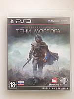 Видео игра Средиземье: Тени мордора (PS3) pyc.