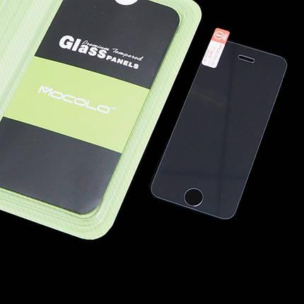 Защитное стекло iPhone SE (Mocolo 0.33 mm), фото 2
