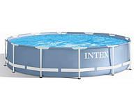 Каркасный бассейн Intex 28710 (366 x 76 см)  Доставка из Харькова