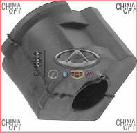 Втулка переднего стабилизатора, A112906013, Чери Амулет, Кари, А15, внутр. D=17мм, VOGEL - A11-2906013