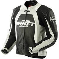 Кожана мото-куртка - Shift SR-1. L