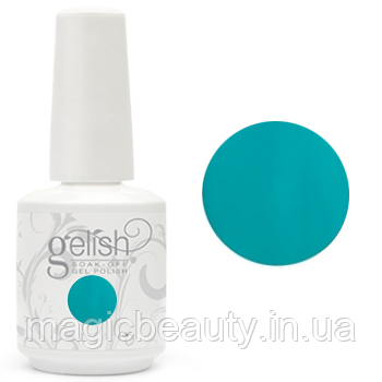 Gelish MINI 04335 Garden Teal Party, 9 мл