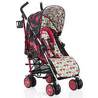 Детская Прогулочная коляска Supa Flamingo Fling  - Cosatto (Англия) - дождевик, нагрудные подушки, чехол