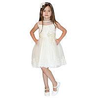 Нарядное пышное платье  для девочки.