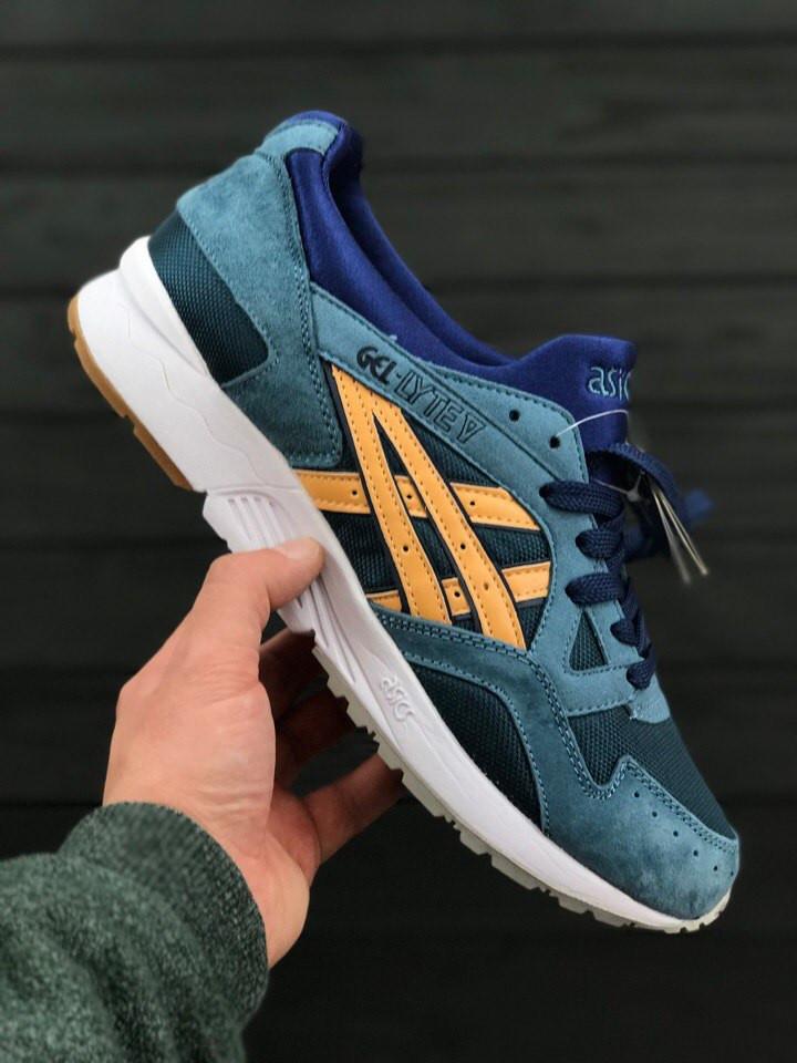 Мужские кроссовки Asics Gel Lyte Blue Mirage