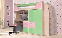 Комплект мебели для детской комнаты «Комби», Детская мебель