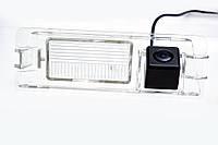 Штатная видеокамера Fighter CS-HCCD+FM-55(Nissan)