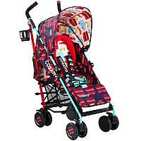 Детская Прогулочная коляска Supa Hustle Bustle  - Cosatto (Англия) - дождевик, нагрудные подушки, чехол