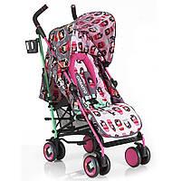 Детская Прогулочная коляска Supa Kokeshi Smile  - Cosatto (Англия) - дождевик, нагрудные подушки, чехол