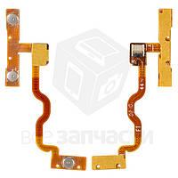 Шлейф для MP3-плееров Apple iPod Touch 2G, iPod Touch 3G, кнопки включения, кнопок звука, с компонентами