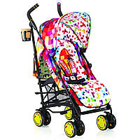 Детская Прогулочная коляска Supa Pixelate  - Cosatto (Англия) - дождевик, нагрудные подушки, чехол