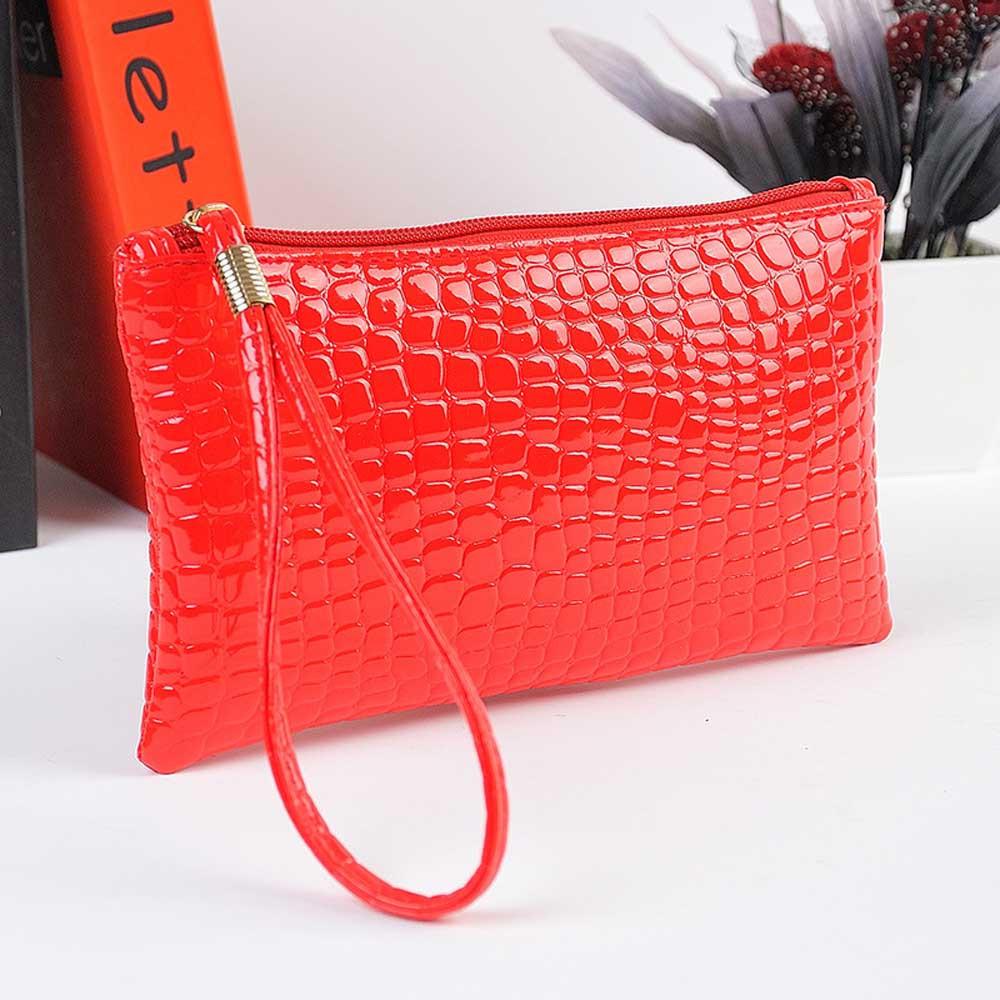 Женский клатч Bolsa Red