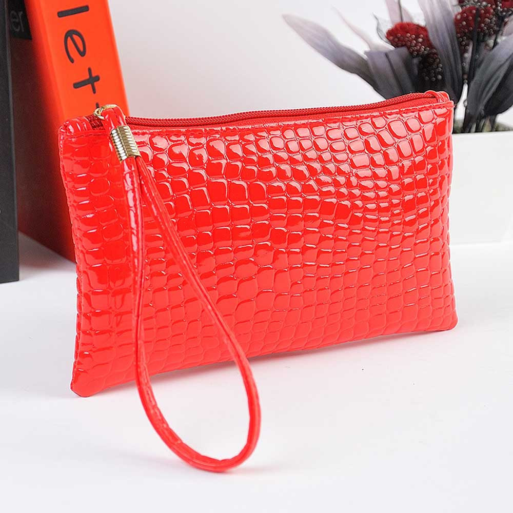 Жіночий клатч Bolsa Red