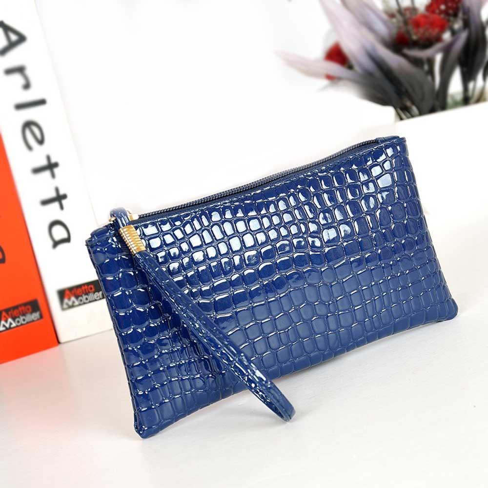Женский клатч Bolsa Blue
