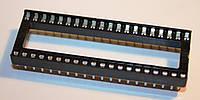 Панельки для микросхем PIN 40 шаг 2,54мм