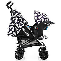 Детская Прогулочная коляска To & Fro Charleston  - Cosatto (Англия) - матрас, конверт, дождевик, подголовник