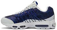 Мужские кроссовки Nike Air Max 95 Ultra Jacquard Midnight Navy White/Blue