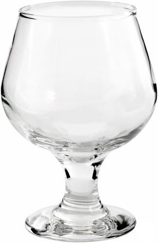 Бокал стеклянный для коньяка и бренди 240мл. KOUROS