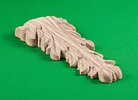Резной деревянный декор для мебели. Кронштейны