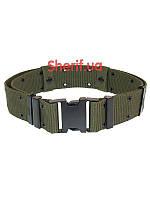 Ремень  армейский MIL-TEC LC2 US Olive  13310001