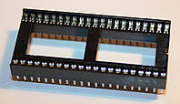 Панельки для микросхем PIN 42 шаг 1,77мм