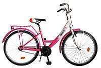 """Велосипед подростковый 24"""" SAVKOS, модель 01-2 ХВЗ"""