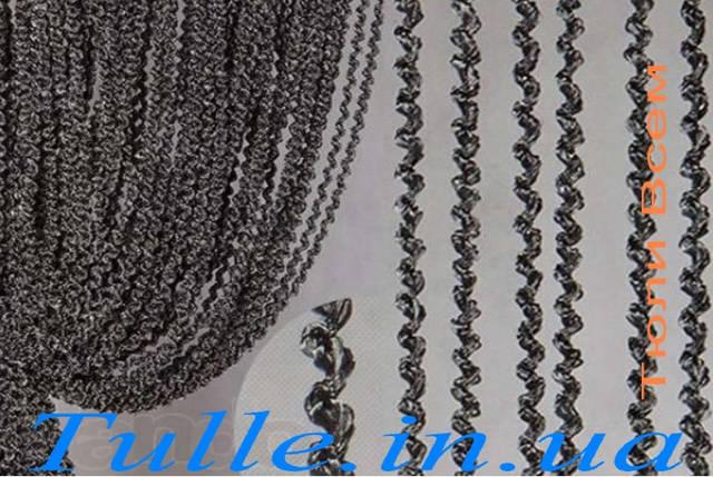 Занавески из нитей спираль, фото 2