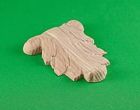 Код КР2. Резной деревянный декор для мебели. Кронштейны, фото 1