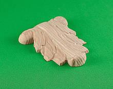 Код КР2. Резной деревянный декор для мебели. Кронштейны