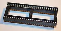 Панельки для микросхем PIN 52 шаг 1,77мм