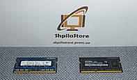 Оперативна пам'ять для ноутбука SoDIMM DDR3-1600 2Gb PC12800
