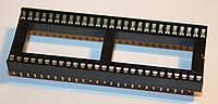 Панельки для микросхем PIN 54 шаг 1,77мм
